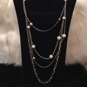 Multi strand necklace from premier designs